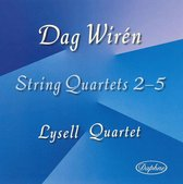 String Quartets 2-5