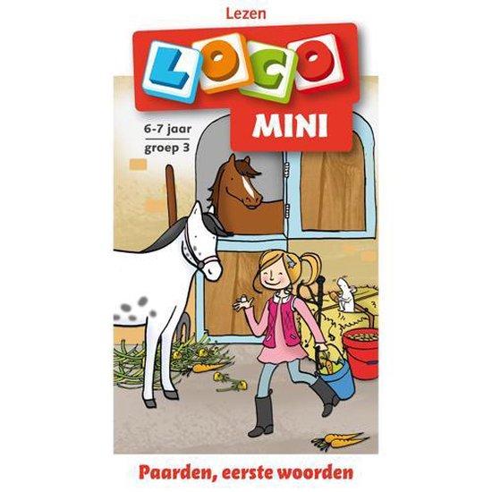 Mini Loco lezen 6-7 jaar groep 3 Paarden, eerste woorden - Christiane Wagner |