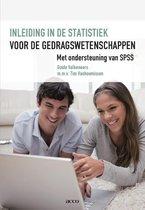Inleiding statistiek voor de gedragswetenschappen met SPSS