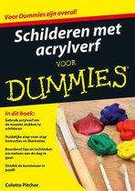 Voor Dummies - Schilderen met acrylverf voor Dummies