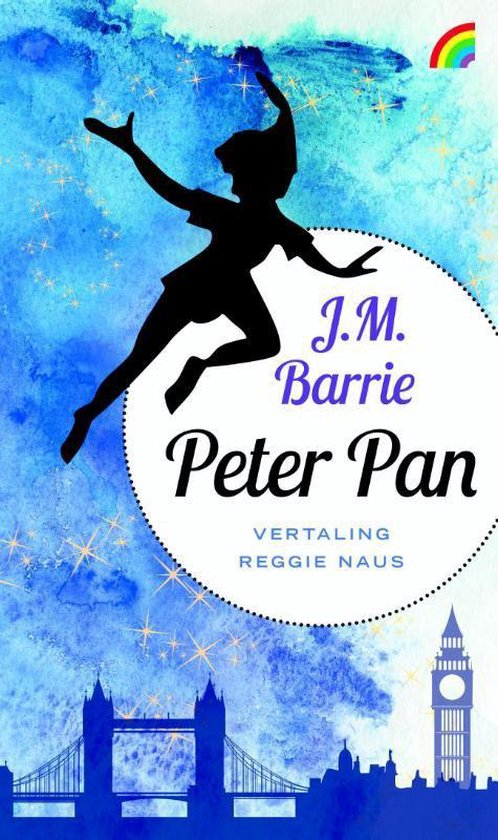 Boek cover Peter Pan van J.M. Barrie (Hardcover)