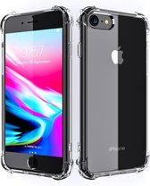 iphone 6 hoesje shock proof case - Apple iPhone 6s hoesje shock proof case hoes cover transparant - hoesje iphone 6 - hoesje iphone 6s