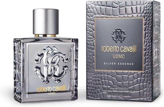 Roberto Cavalli Uomo Silver Essence eau de toilette Mannen 100 ml - Roberto Cavalli