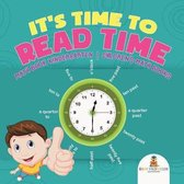 It's Time to Read Time - Math Book Kindergarten Children's Math Books