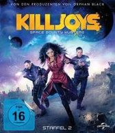 Killjoys - Space Bounty Hunters 02/2 Blu-ray