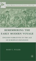Remembering the Early Modern Voyage