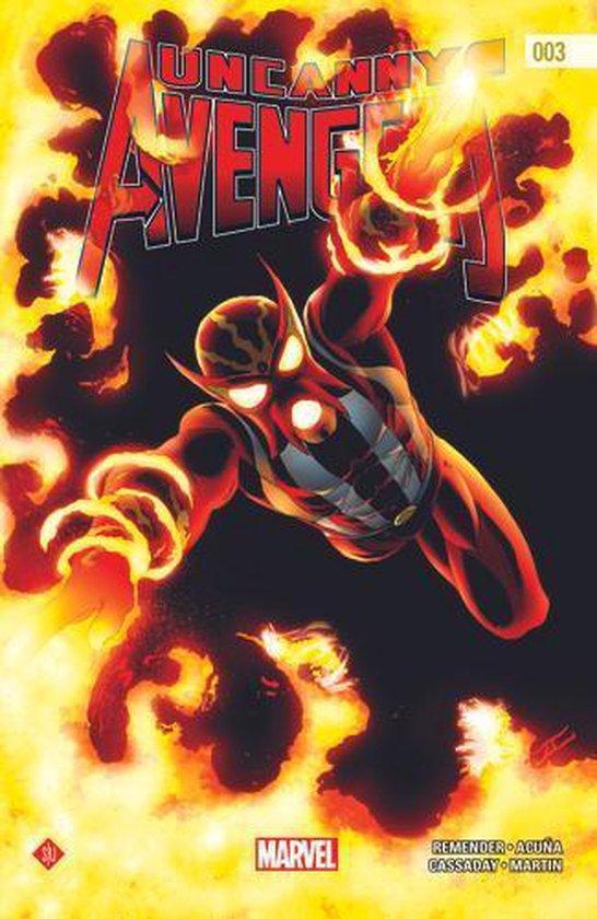 Uncanny avengers 03. - Marvel |