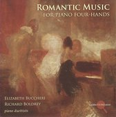 Romantic Music For Piano Four-Hands