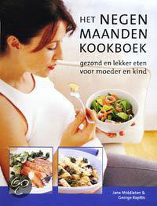 Het Negen Maanden Kookboek - Jane Middleton pdf epub