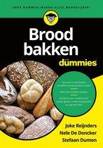 Voor Dummies - Brood bakken voor Dummies