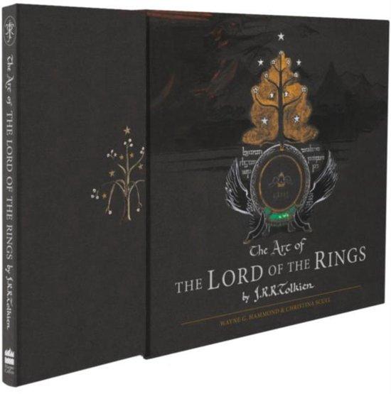 Boek cover Art of the Lord of the Rings van j. r. r. tolkien (Hardcover)