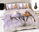 Paarden 1 persoons dekbedovertrek, Paard dekbed