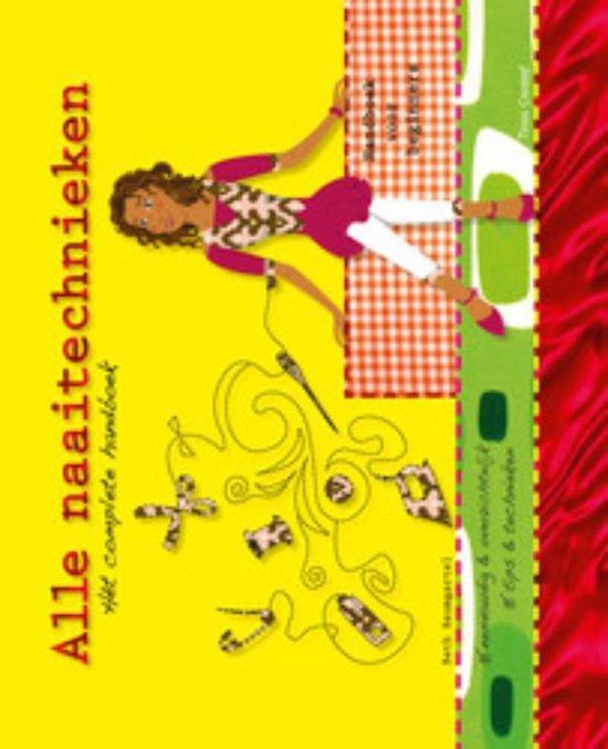 Alle naaitechnieken - Beth Baumgartel  