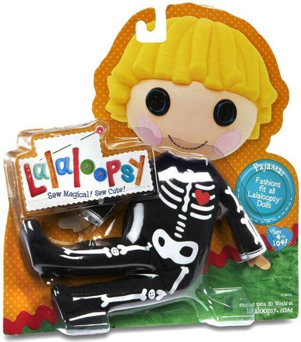 Lalaloopsy Fashion Skelet kledingset