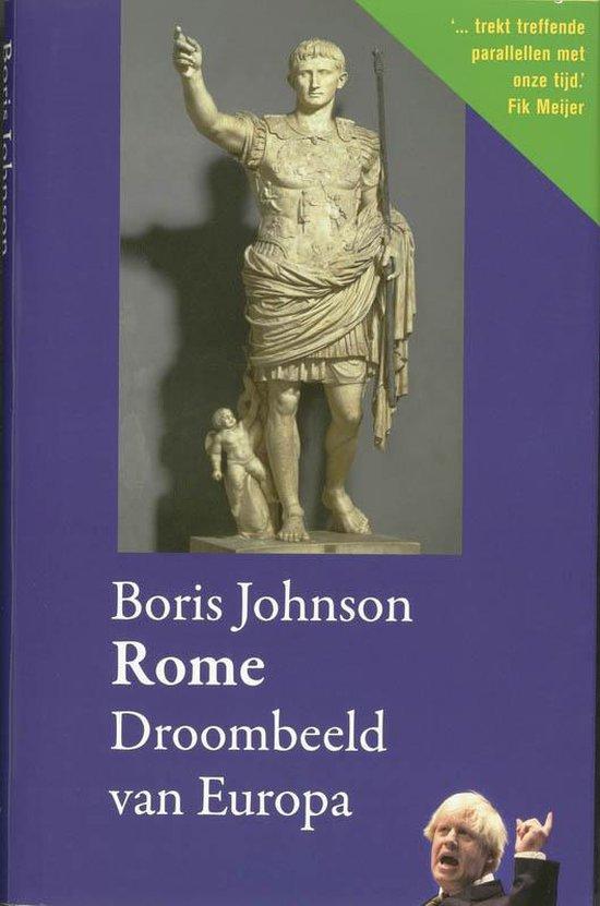 Boek cover Rome van Boris Johnson (Hardcover)