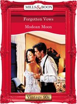 Omslag Forgotten Vows (Mills & Boon Vintage Desire)