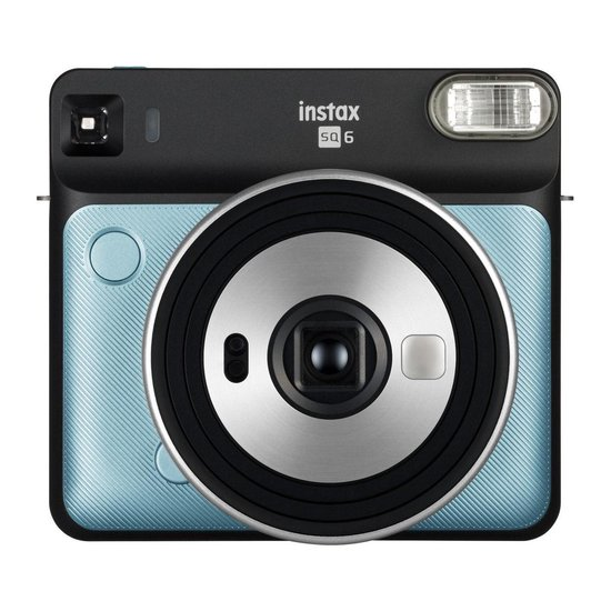 Fujifilm Instax Square SQ6 - Aqua Blue
