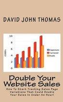 Double Your Website Sales