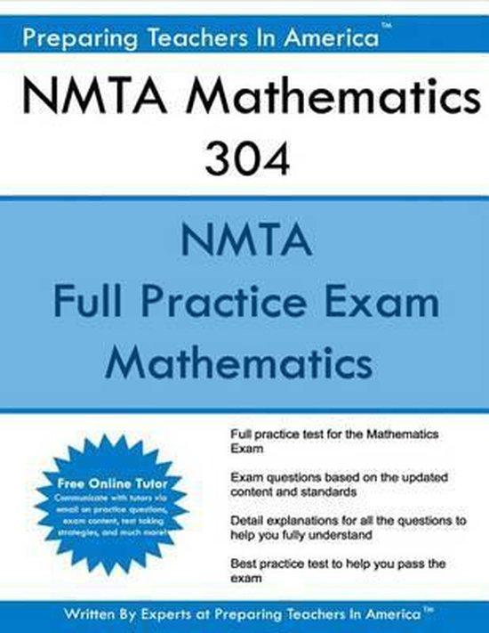 Nmta Mathematics 304