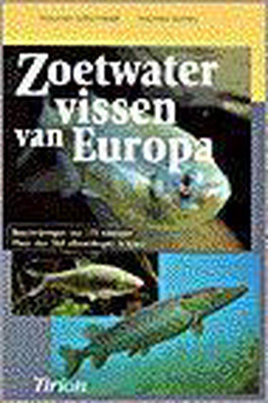 Zoetwatervissengids Van Europa - Roland Gerstmeier |