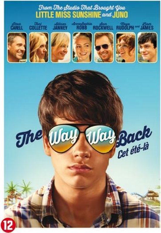 Cover van de film 'The Way Way Back'