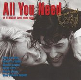 All you need is love: 15 years of love 1980-1995 Volume 4