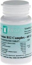 Biovitaal Vit B12+ Complex - 60 tabletten - Voedingssupplement