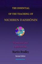 The Essential of the Teaching of Nichiren Daishōnin