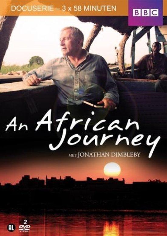 Cover van de film 'An African Journey'