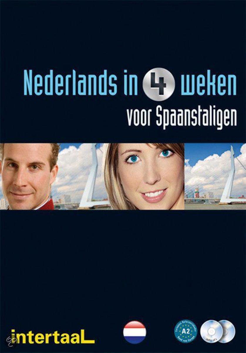 Nederlands in 4 weken voor Spaanstaligen Tekst-/Werkboek + Audio-Cd'S (2x) - Martine Reijnders