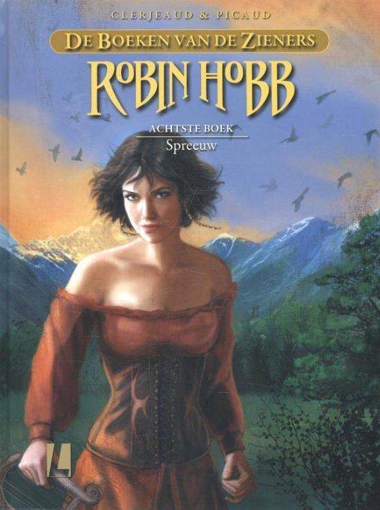 Boeken van de zieners hc08. spreeuw - Robin Hobb |