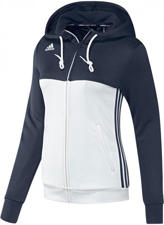 Adidas T16 Vest Dames Blauw/wit Maat M