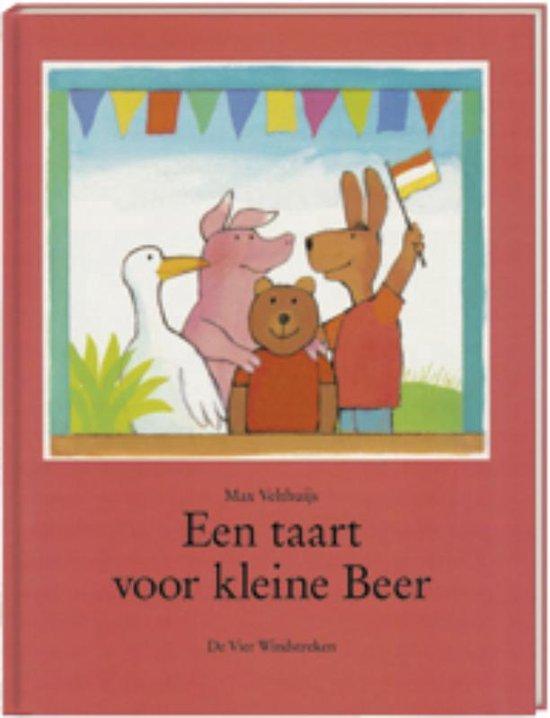 Een Vier Windstreken prentenboek - Een taart voor kleine Beer - Max Velthuijs   Readingchampions.org.uk