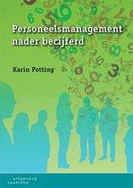 Boek cover Personeelsmanagement nader becijferd van Karin Potting (Paperback)