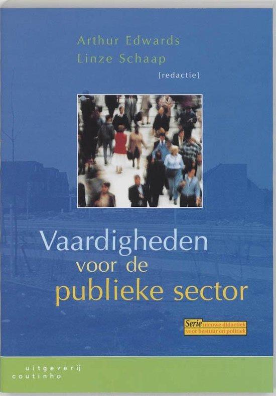 Vaardigheden voor de publieke sector - Onbekend |