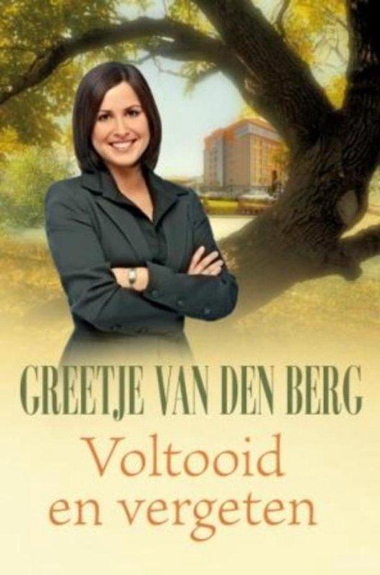 Spiegelserie - Voltooid en vergeten - Greetje van den Berg | Readingchampions.org.uk