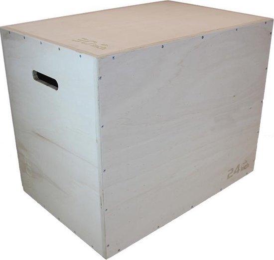 DW4Trading® Houten plyobox 51x61x76 cm
