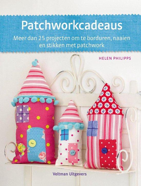 Boek cover Patchworkcadeaus van Helen Philipps (Paperback)