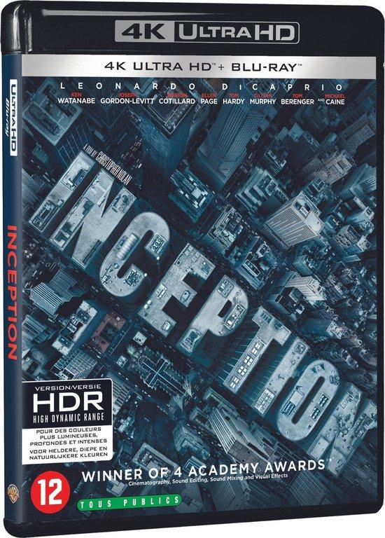 Inception (4K Ultra HD Blu-ray)