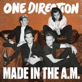CD cover van One Direction - Made In The A.M. van One Direction