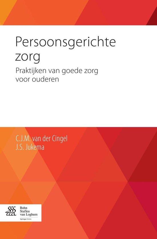 Persoonsgerichte zorg - C.J.M. van der Cingel |
