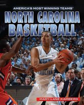 Boek cover North Carolina Basketball van Marylane Kamberg (Onbekend)