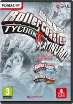 Rollercoaster Tycoon 3 Platinum - PC