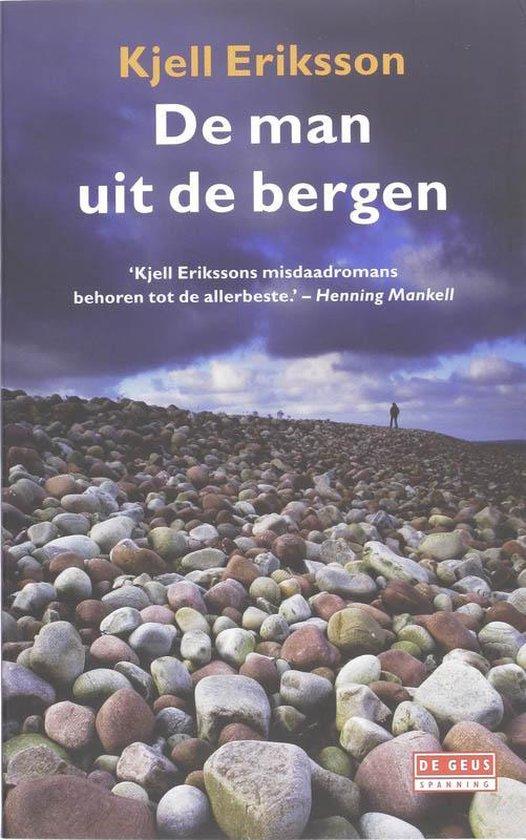 Cover van het boek 'De man uit de bergen'