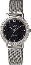Prachtig Q&Q dames horloge QB45J202