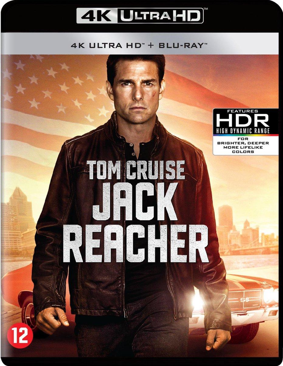 Jack Reacher (4K Ultra HD Blu-ray)-