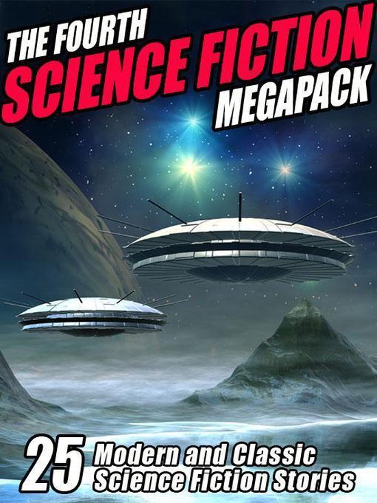 Boek cover The Fourth Science Fiction MEGAPACK ® van Isaac Asimov (Onbekend)