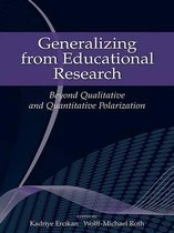 Generalizing from Educational Research