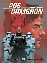Star Wars  -  Poe Dameron 2 black squadron