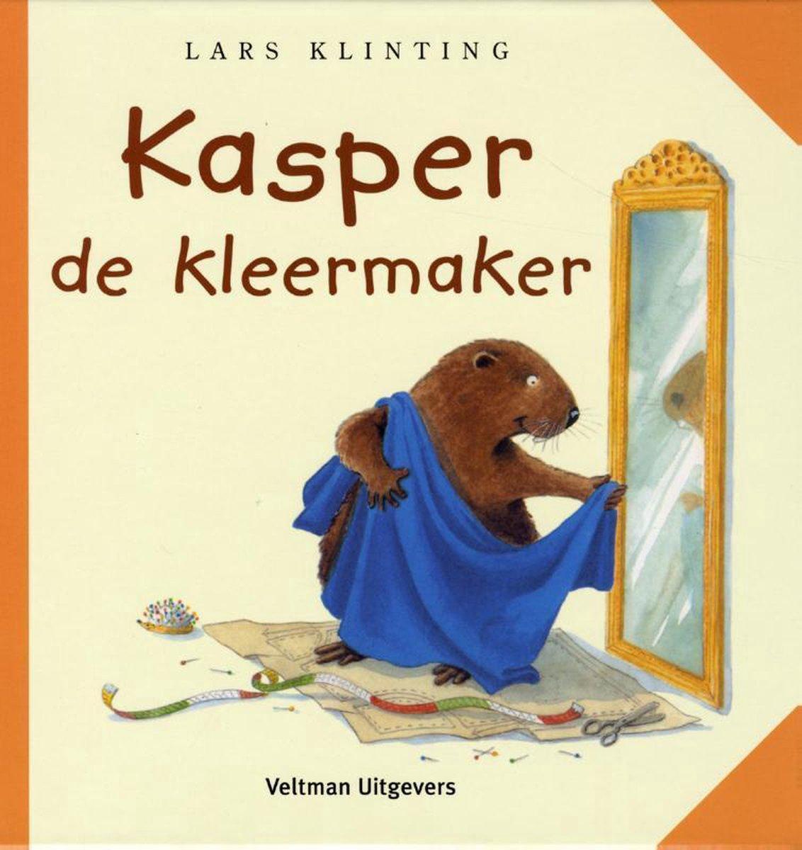 bol.com | Kasper de kleermaker, Lars Klinting | 9789048308941 | Boeken